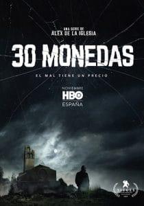30 stříbrných / 30 Monedas poster