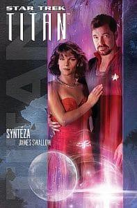 James Swallow: Syntéza (Star Trek) obálka