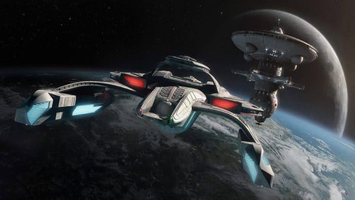 James Swallow: Syntéza (Star Trek) cover