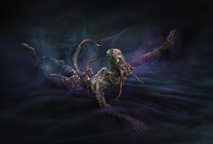 Howard Phillips Lovecraft: Barva z kosmu cover