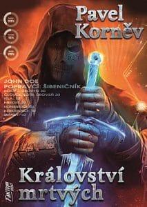 Pavel Korněv: Království mrtvých obálka