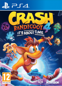 Crash Bandicoot 4 1