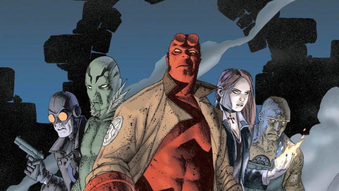 Hellboy: Ďáblova nevěsta a další příběhy 1