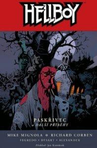 Hellboy: Paskřivec a další povídky obálka