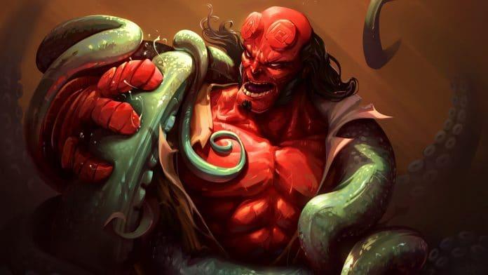 Hellboy: Paskřivec a další povídky cover