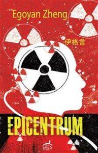 Egoyang Zheng: Epicentrum obálka