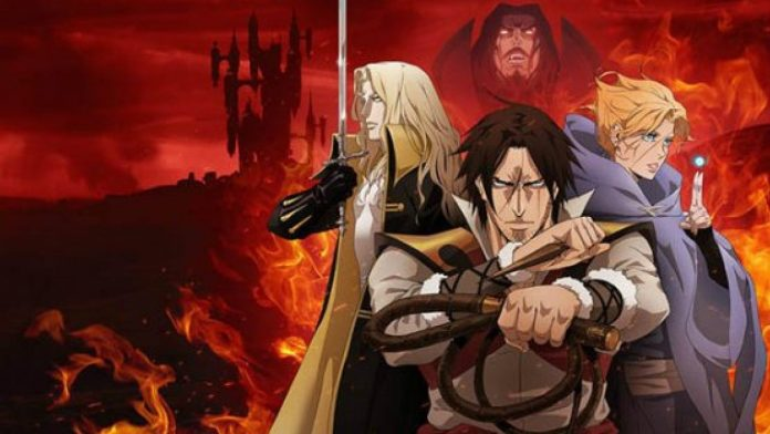 Castlevania - Season 2 cover