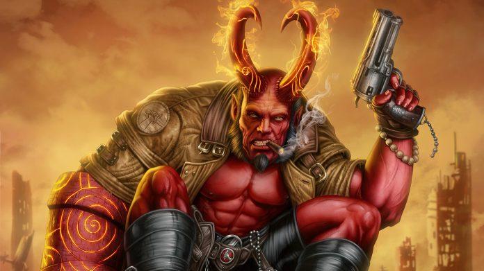 Mike Mignola: Hellboy - Červ dobyvatel cover