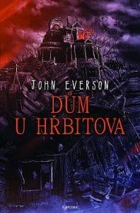 John Everson: Dům u hřbitova obálka