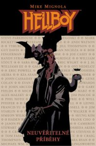 Hellboy: Neuvěřitelné příběhy obálka
