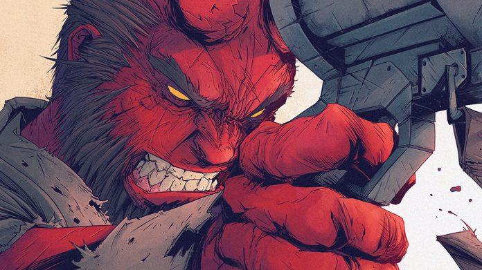 Hellboy: Podivná místa cover