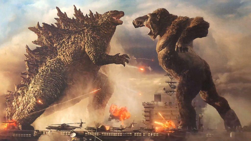 Godzilla vs. Kong 7