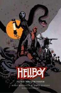 Hellboy: Vstříc mrtvým vodám obálka