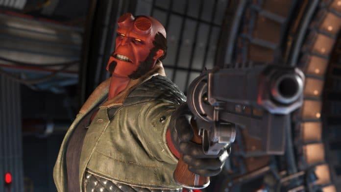 Hellboy: Vstříc mrtvým vodám cover
