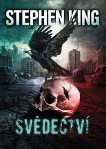 Stephen King - Svědectví obálka