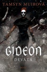 Tamsyn Muirová: Gideon Devátá obálka