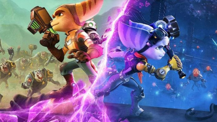 Ratchet and Clank: Rift Apart cover