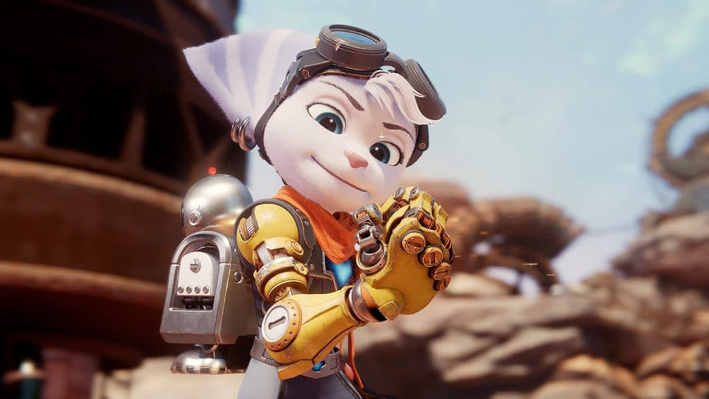 Ratchet and Clank: Rift Apart 7