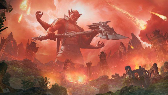 The Elder Scrolls Online: Blackwoo cover