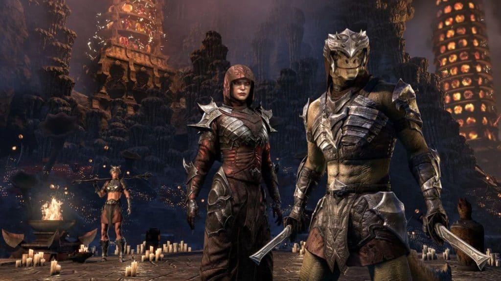 The Elder Scrolls Online: Blackwood 1