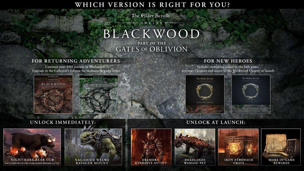 The Elder Scrolls Online: Blackwood 2