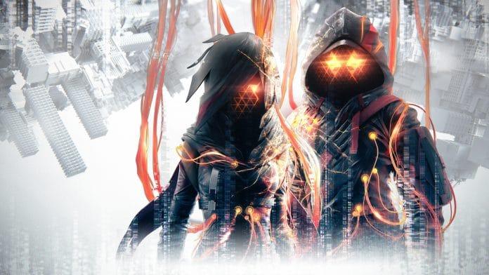 Scarlet Nexus cover