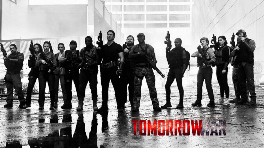 Válka zítřka / The Tomorrow War 1