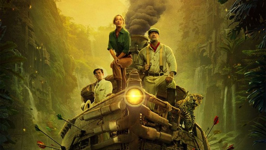Jungle Cruise / Expedice: Džungle 1