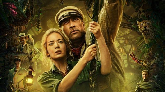 Jungle Cruise / Expedice: Džungle cover