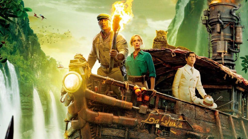 Jungle Cruise / Expedice: Džungle 5