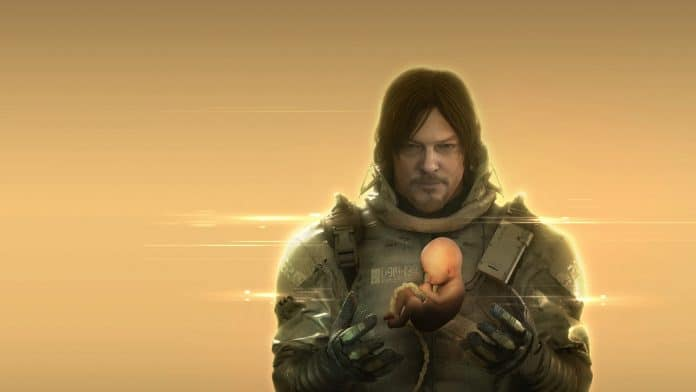 Death Stranding: Director's Cut cover