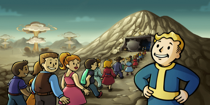 Fallout Shelter (desková hra) cover