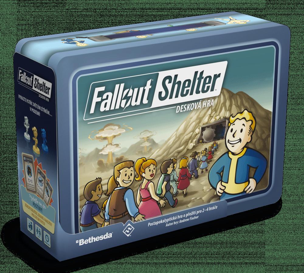 Fallout Shelter (desková hra) 1