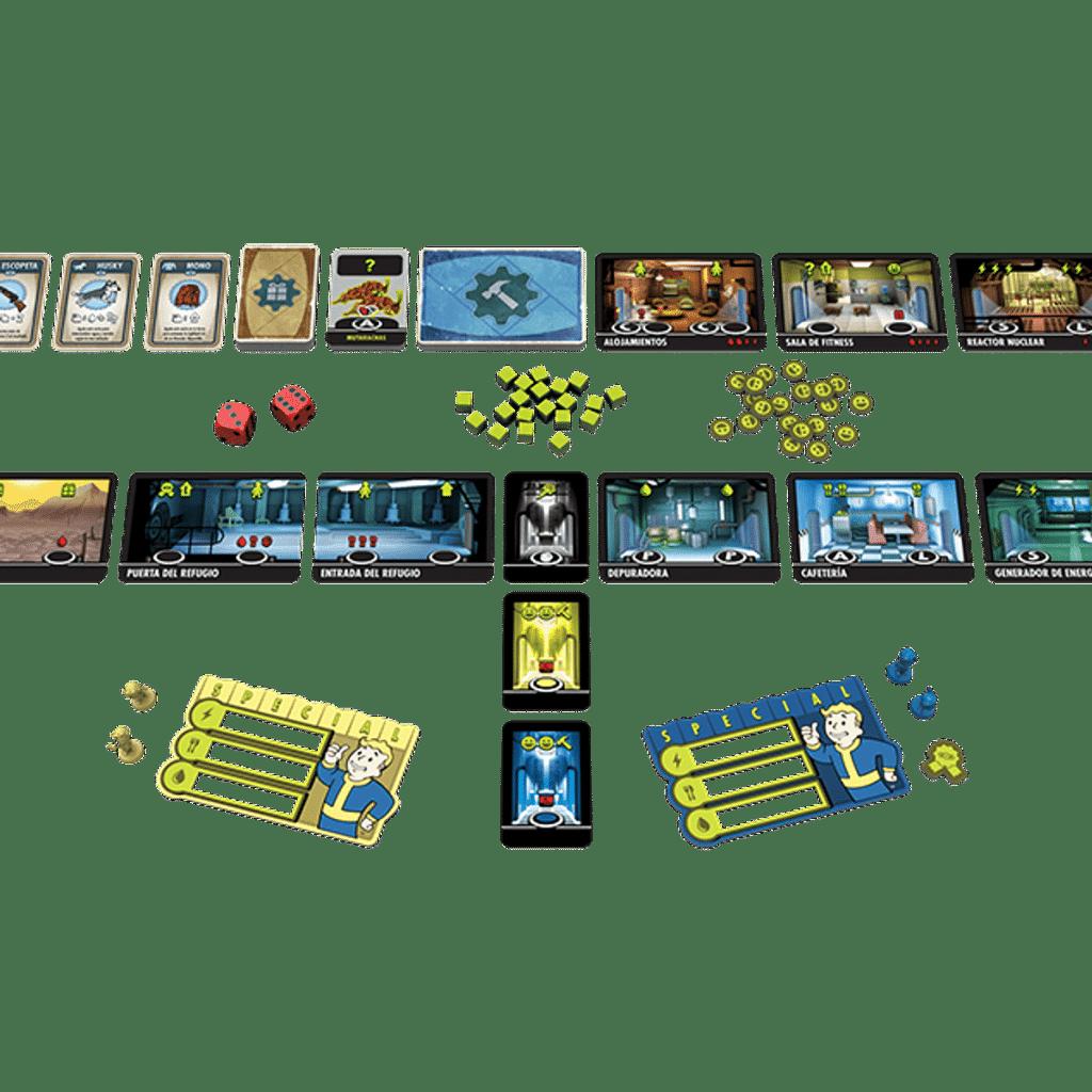 Fallout Shelter (desková hra) 2