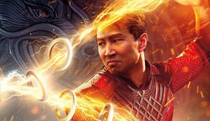 Shang-Chi – Legenda o deseti prstenech cover