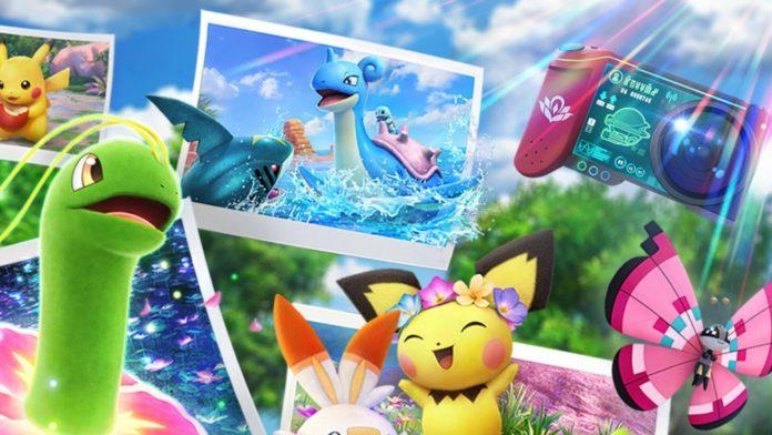 Pokémon Snap cover