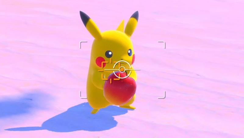 Pokémon Snap 6